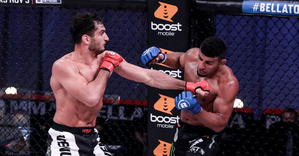Warrior 250 results: Two-time middleweight champion Gegard Mousasi with a tactical victory over Douglas Lima