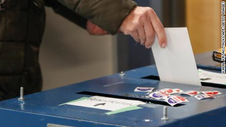 Read: Supreme Court rejects Wisconsin ballot attempt extension