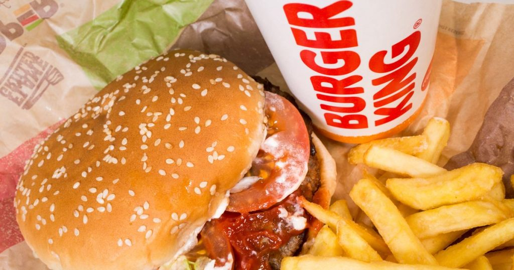 Burger King is asking people to eat at McDonalds during the lockdown