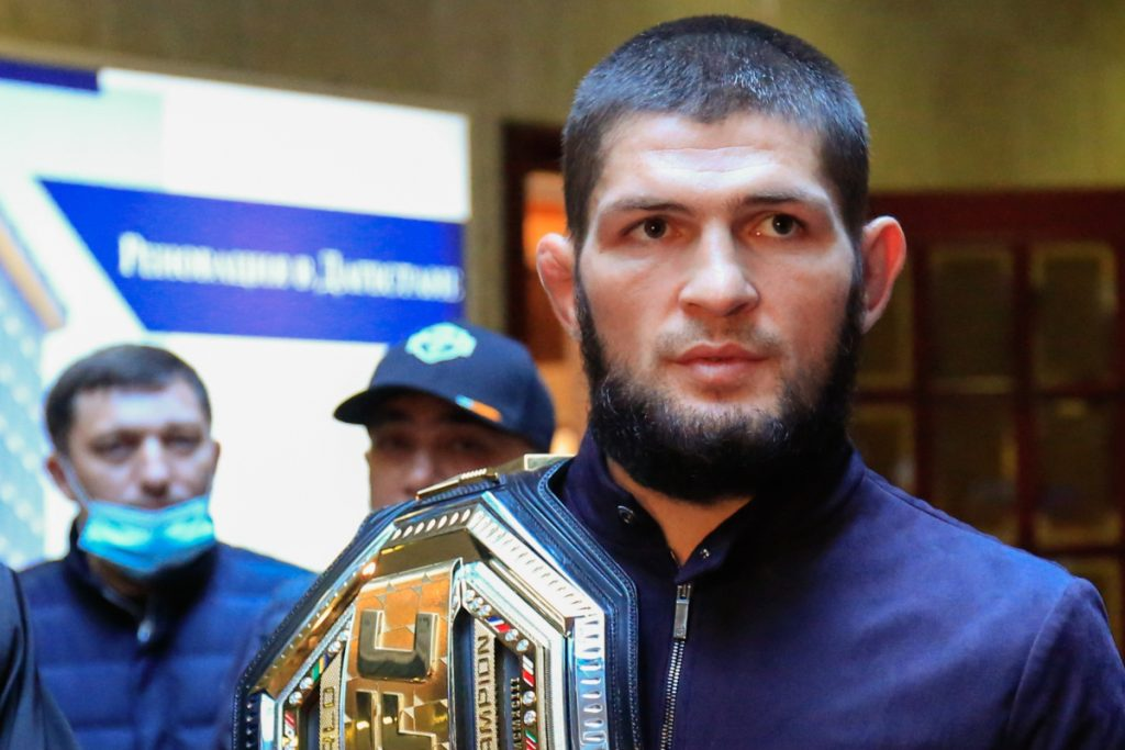 Khabib Noormagomedov made the 'really difficult decision' to retire from the UFC and he confused those around him.