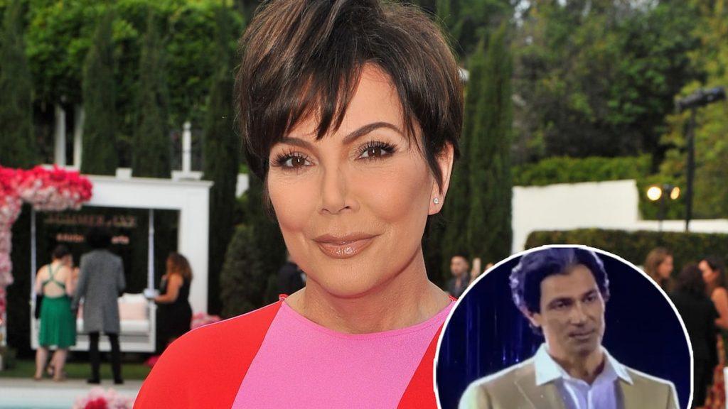 How Chris Jenner reacted to seeing the Robert Kardashian hologram