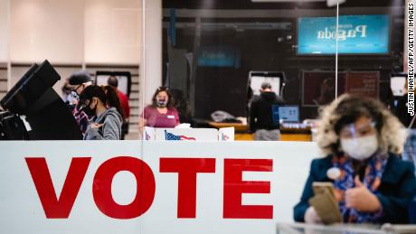 El Paso is facing its worst Kovid-19 outbreak while trying to vote on election day
