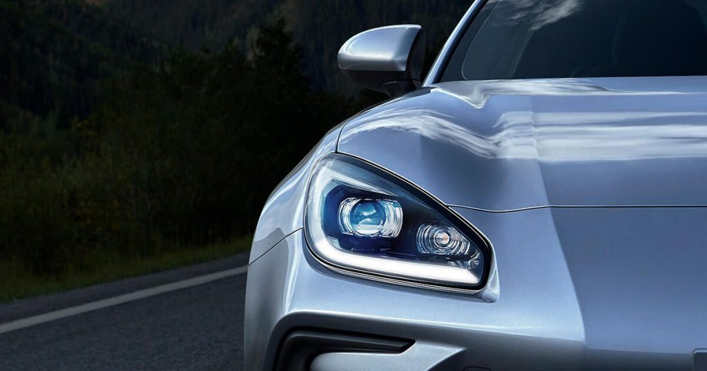 The 2022 Subaru BRZ will launch on November 18 with sleeker styling