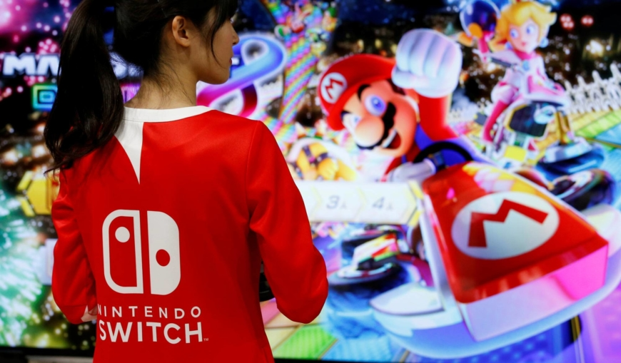 Nintendo has raised the switch forecast to 24 million units as gamers stay at home