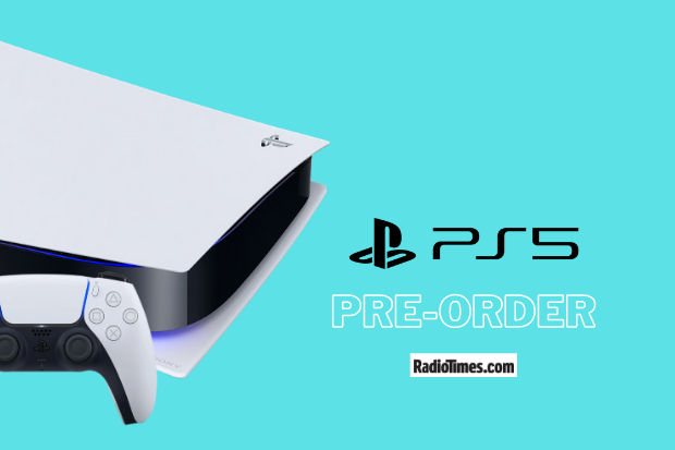 PS5 Pre-Order    PS5 UK stock update, where to buy, release date