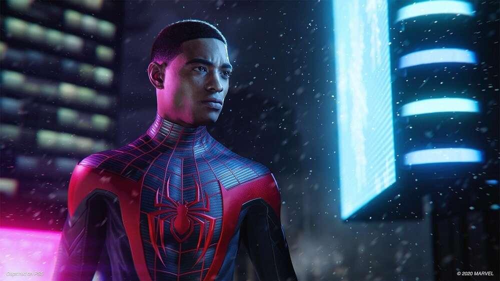 Spider-Man: Miles Morals has a big tribute to Black Lives Matter