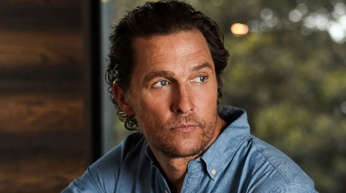 Why Matthew McConaughey stopped sharing details of his past injury