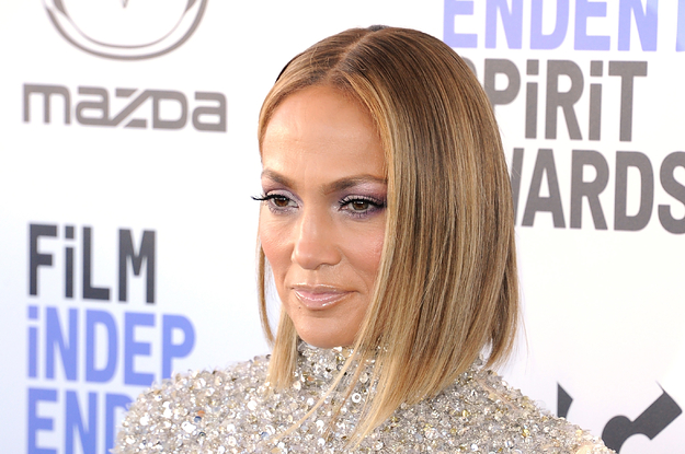 Jennifer Lopez was emotional about the success of Joe Biden