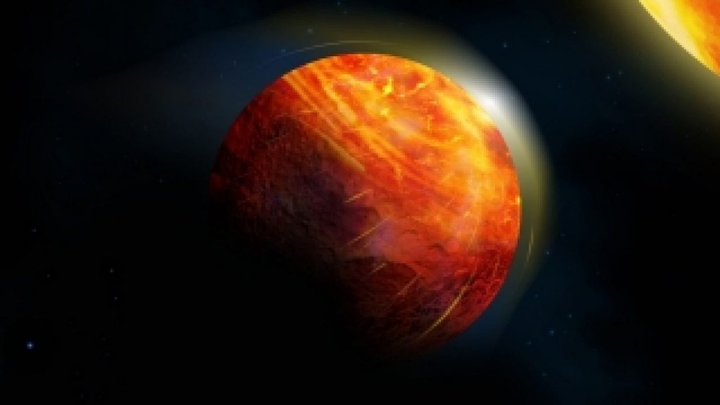Scientists discover a hell-like planet with lava oceans, perpetual sunlight and rocky rain