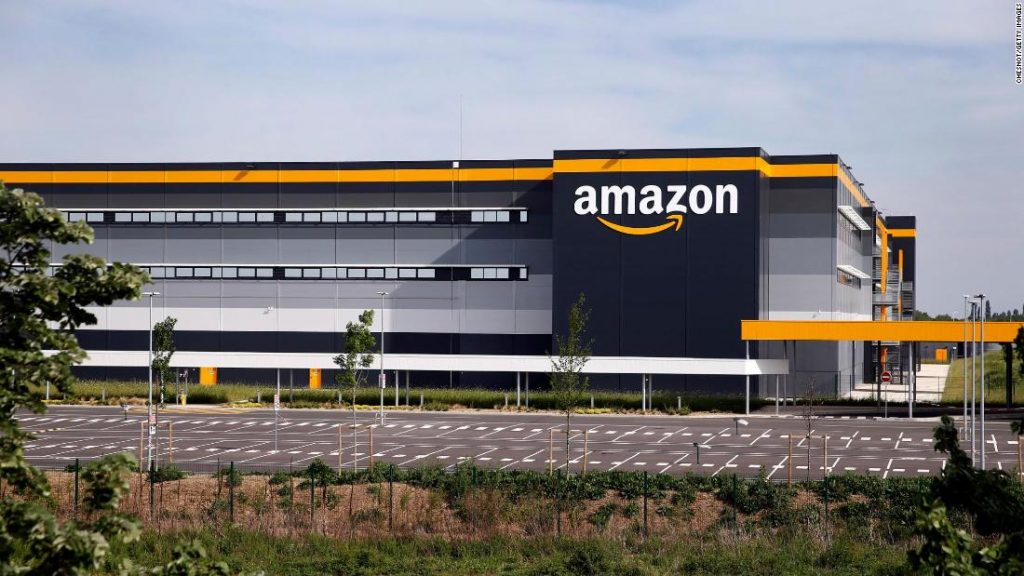 The EU has hit Amazon with antitrust allegations.  A huge fine can follow.