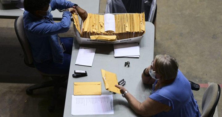 Puerto Rico finds 126 briefcases with countless ballots in 1 week after elections - National