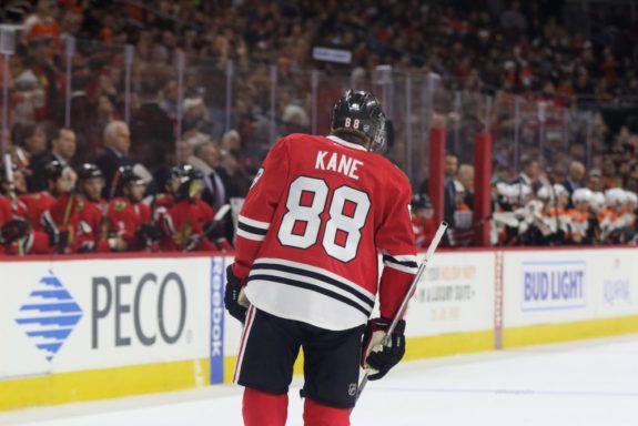 Patrick Kane, Chicago Black Hawks