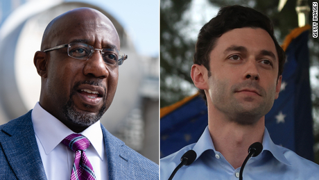 Democrats try to learn from mistakes in U.S. Senate races in Georgia