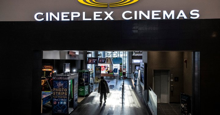 Cineplex Theater announces 'Private Movie Nights' with 20 guests - National