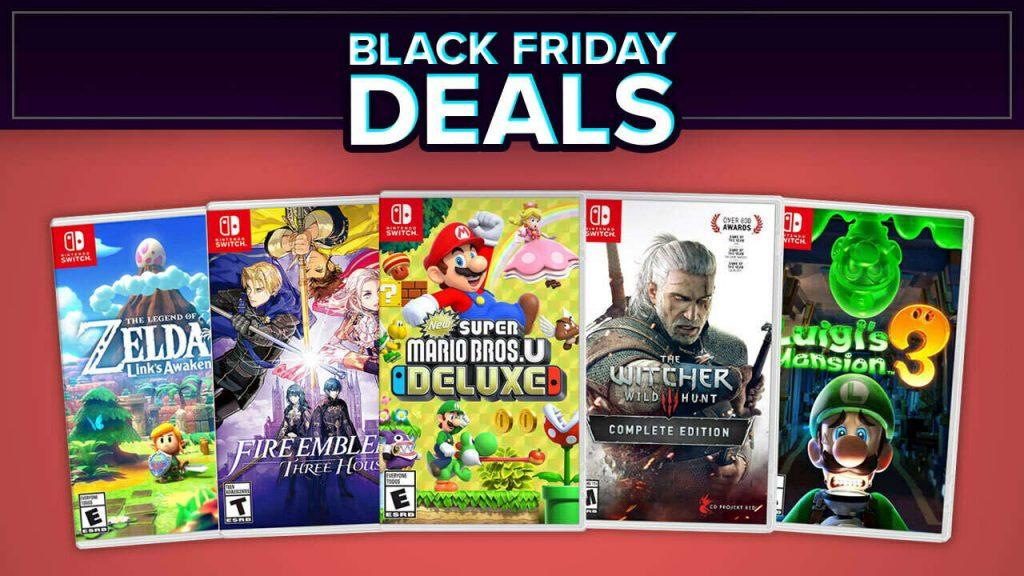 Best Black Friday 2020 Nintendo Switch Game Deals