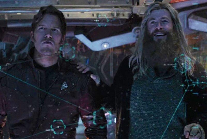 Chris Pratt Reportedly Joining Thor: Love and Thunder