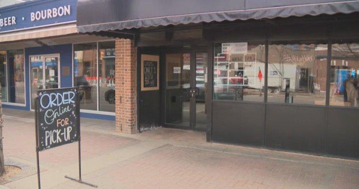Famous trio of Edmonton restaurants in Old Stratkona closed due to COVID-19 cases on staff - Edmonton