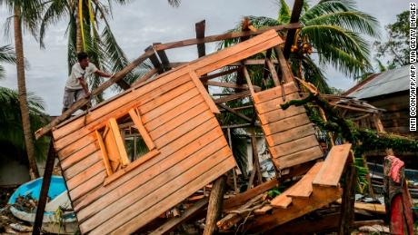 In Central America, a devastating hurricane and an uncertain future