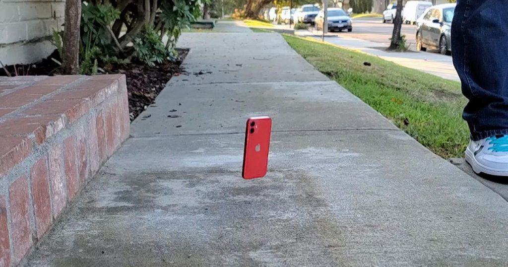 IPhone 12 Mini Drop Test: The ceramic shield looks indestructible