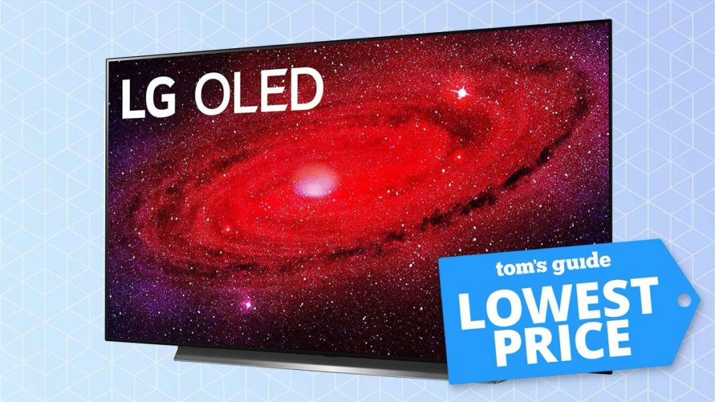 Black Friday TV deal: LG OLED TV hits the lowest price ever