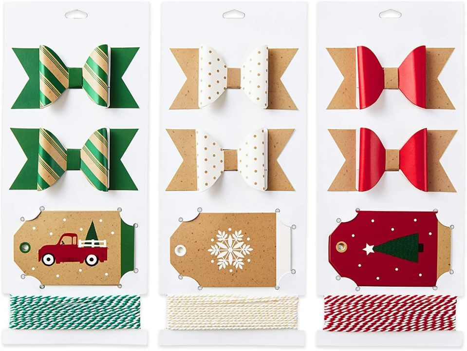 These will take your gifts to the next level.  (Photo: Amazon)