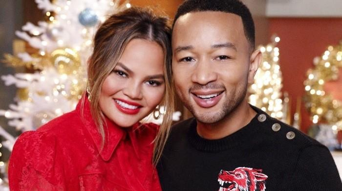 John Legend and Chrissy Tizen are given their first interview after pregnancy loss