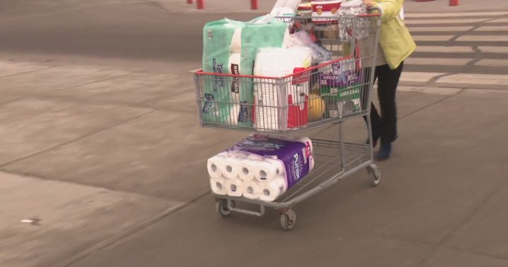 'The supply chain is very strong': retail experts say there is no need to stockpile what is needed
