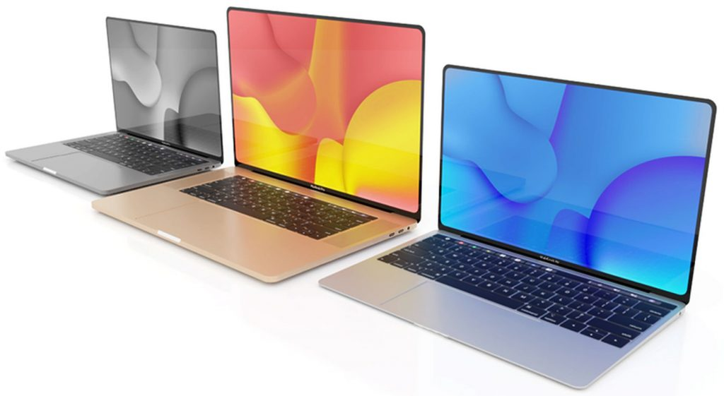 Loyal Leaker refers to MacBooks that will be redesigned in 2021 Apple includes both Silicon and Intel models