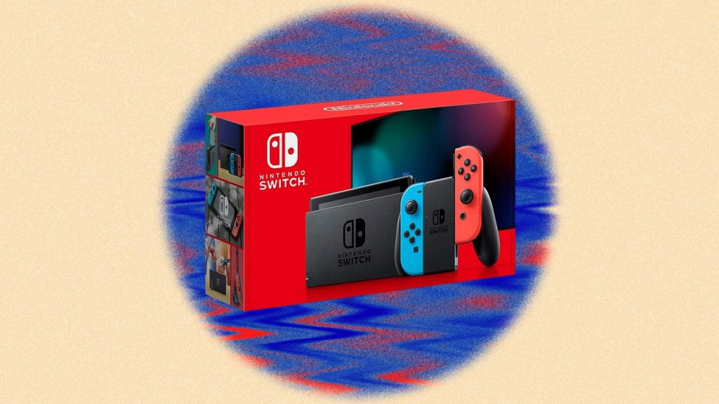 The Nintendo Switch Black Friday Deal is original