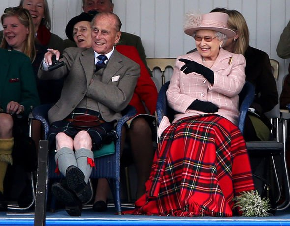 The Queen will be with Philip this Christmas, but it may be the only couple together