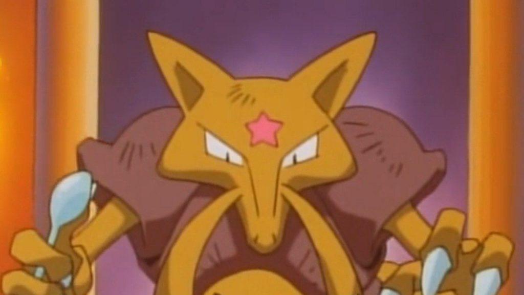 Kadabra looks set to finally return to the Pokemon trading card game