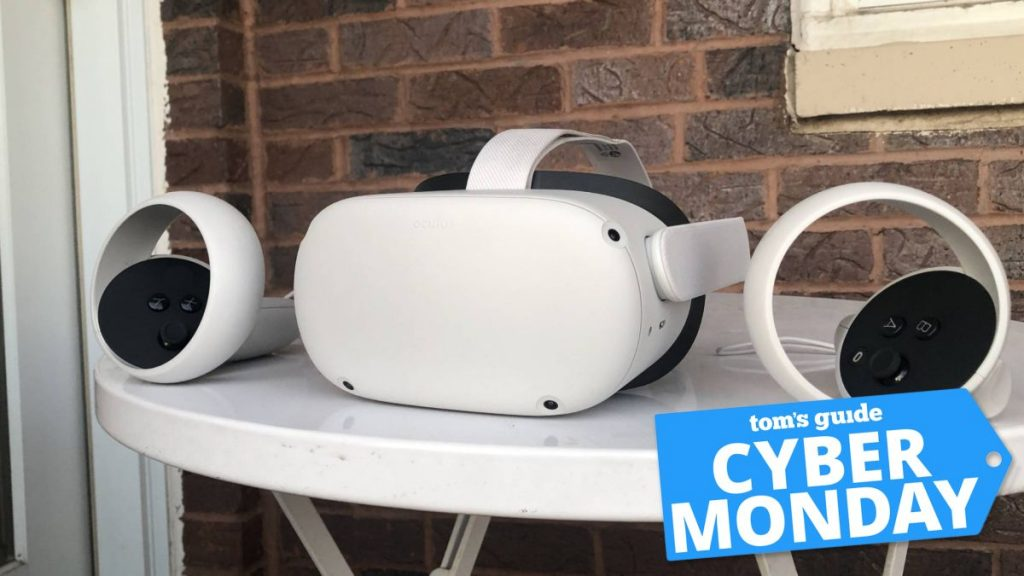 Oculus Quest 2 Cyber Monday Deals: Where to Buy Here