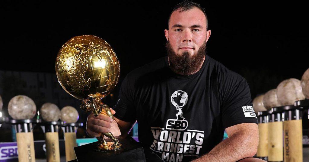 Oleksii Novikov Wins 2020 WSM