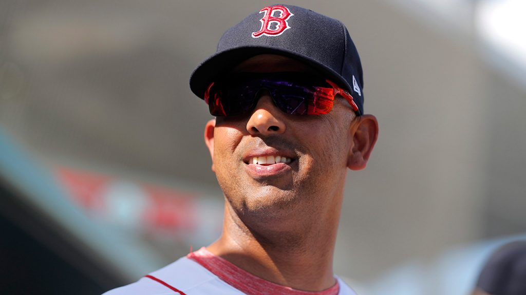 AP Source: Alex Cora returns as Red Sox manager after a year of absence