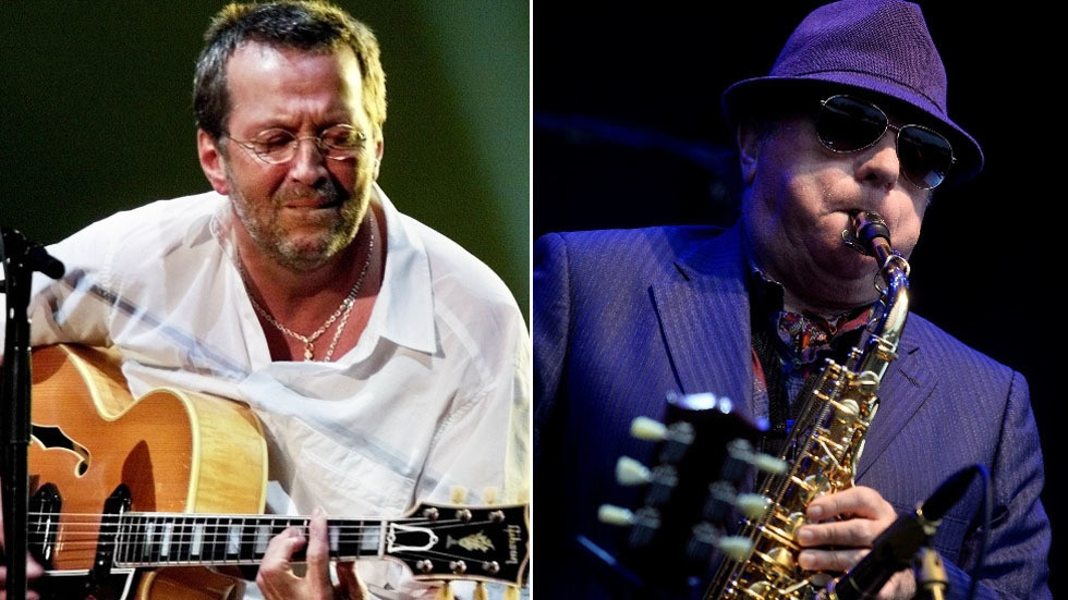 Anti Lockdown Song - Eric Clapton Slogans for Working With Van Morrison for RT UK News