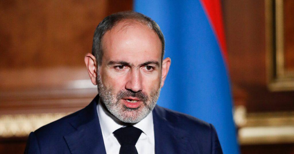 Armenia accepts agreement on Nagorno-Karabakh war, facing military defeat