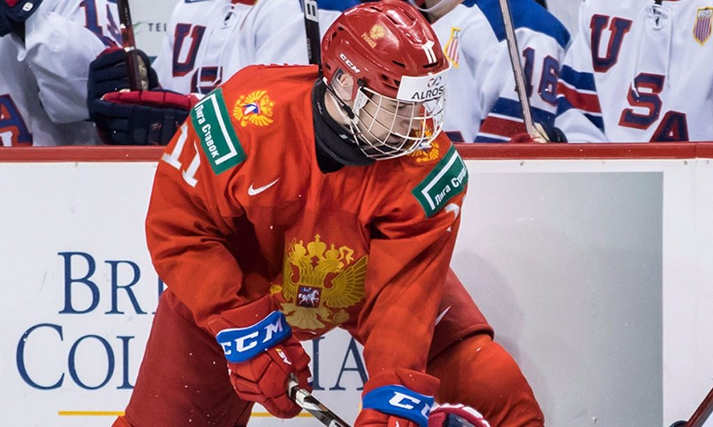 Away from the KHL, Russia gets ice time and points in the Canucks Podkoljin Karzala Cup