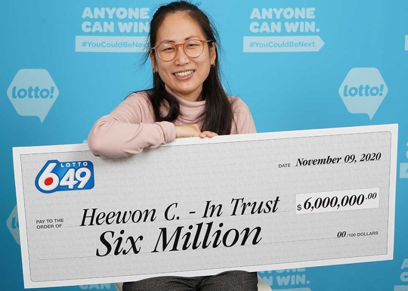 BC Lottery Winners: $ 6 million prize for healthcare colleagues