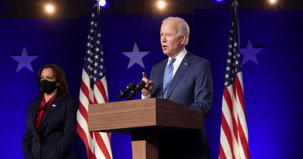 Biden: Be patient, we will win, let the ballots be counted  US & Canada