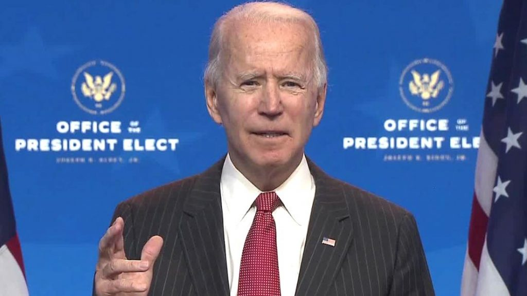 Biden is set to make his first cabinet statement next week, eager to respond to Trump's sabotage efforts.