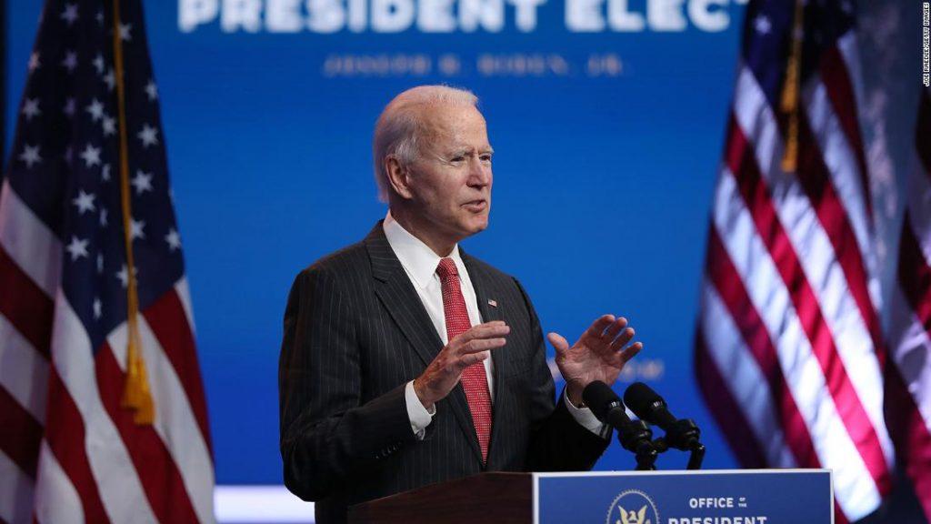 Biden praises 'heartfelt' praise from Trump administration following GSA confirmation