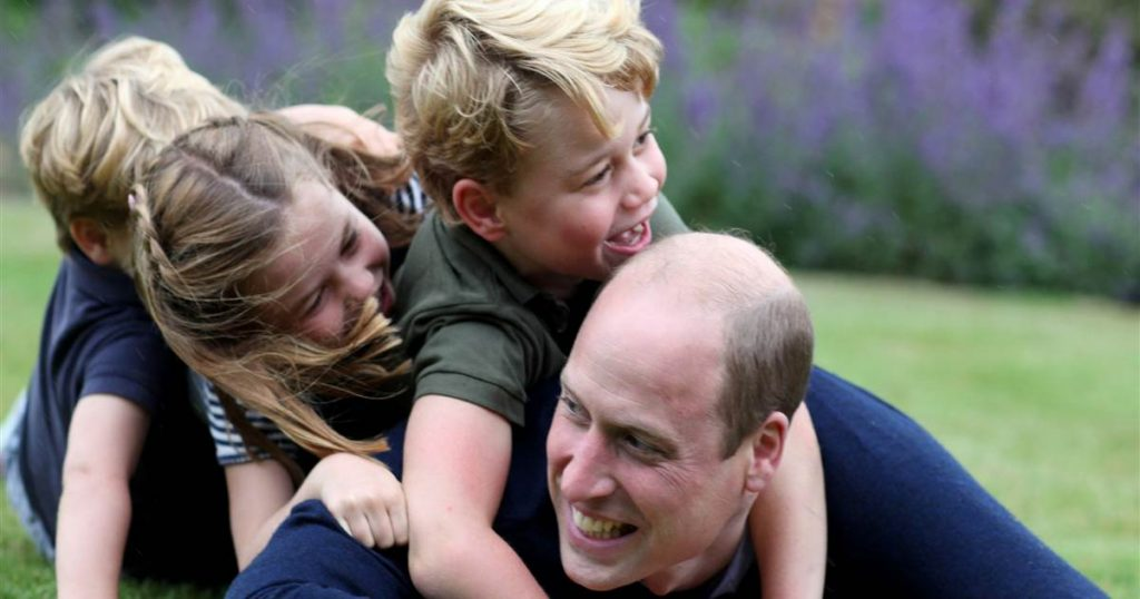 British media reported that Prince William tested positive for coronavirus in April