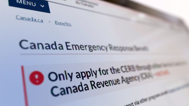 CERB recipients must be prepared to pay income tax on payments