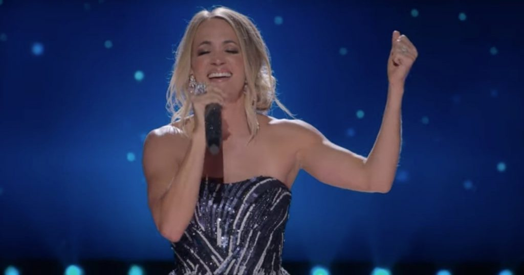 Carrie Underwood Share Trailer for the HBO Max Holiday Special 'My Gift'