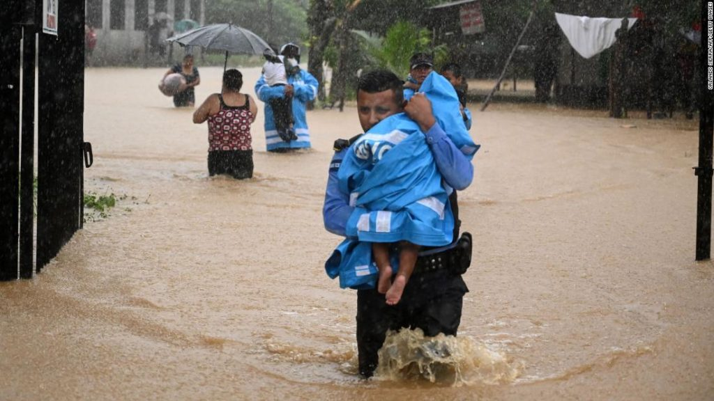Central America has more floods each year before heading toward the U.S. coast