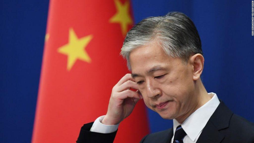 China congratulates US President-elect Joe Biden