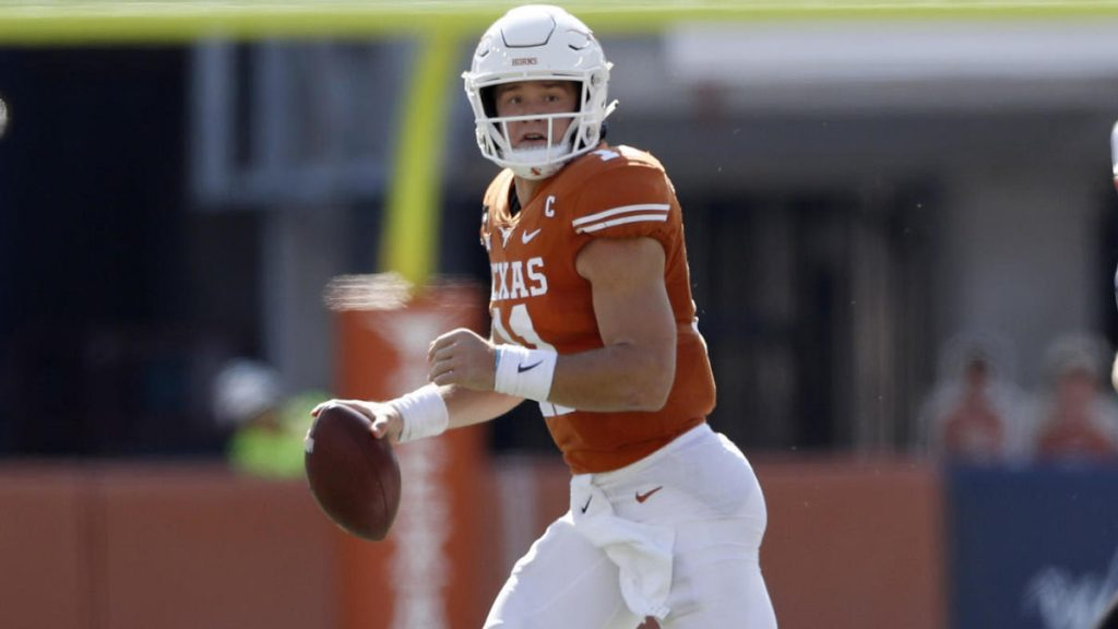 College Football Scores, NCAA Top 25 Rankings, Schedule, Today's Games: Texas vs. Iowa State Big 12 clash