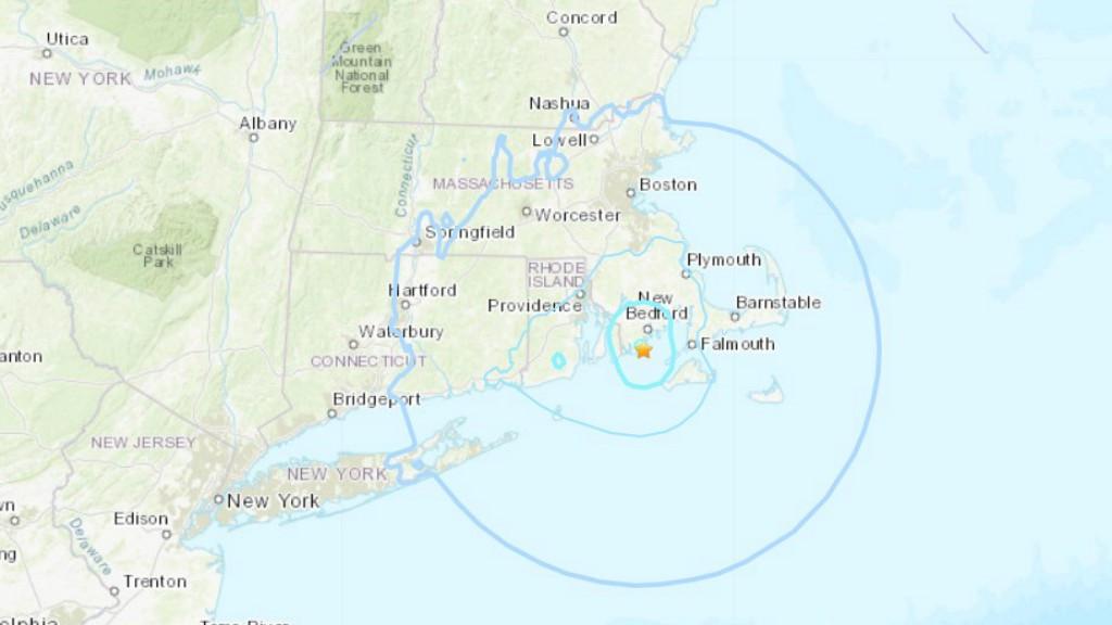 East Massachusetts feels strong earthquake in decades - CBS Boston