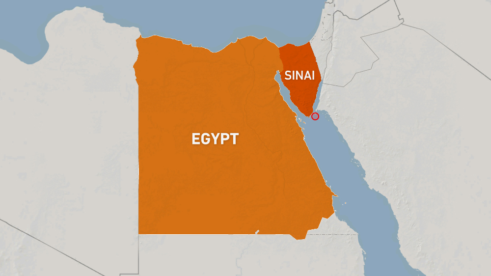 Eight security personnel killed in Sinai helicopter crash: Authorities |  Middle East