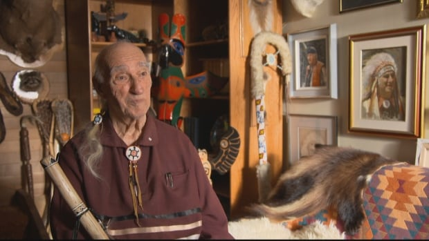 Former Grand Chief of Huron-Vendot First Nation Max Gross dies at Louis 89